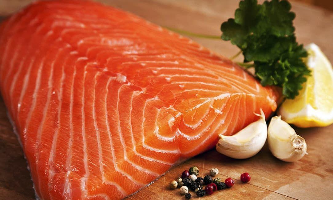 Жирная рыба – лучший источник белка, жирных кислот и витаминов группы B