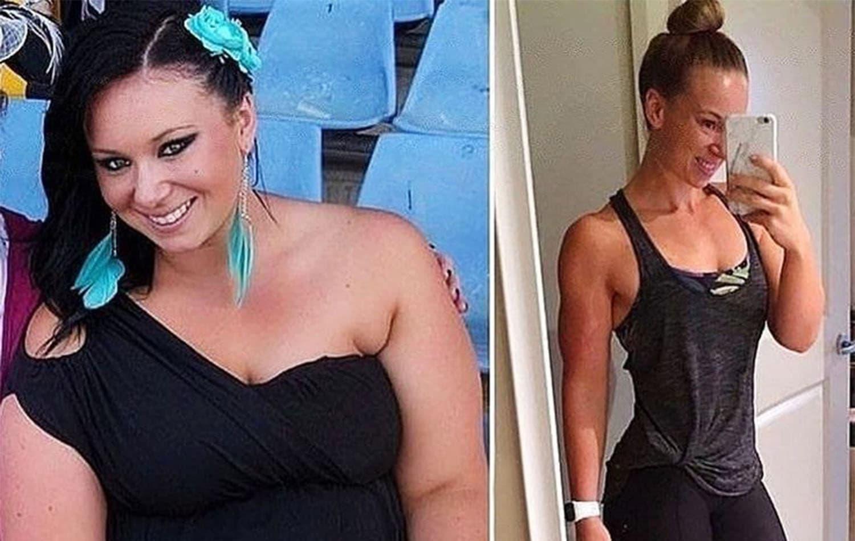 «До и После» похудения: 30 впечатляющих фото