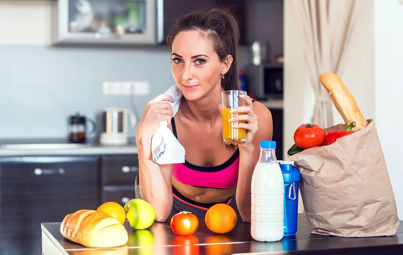 Как правильно питаться после тренировки, чтобы похудеть