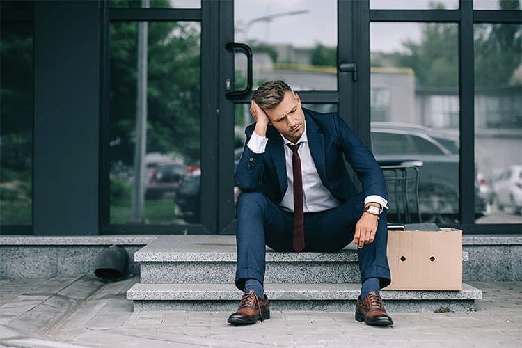 Чего боятся мужчины: 13 мужских страхов
