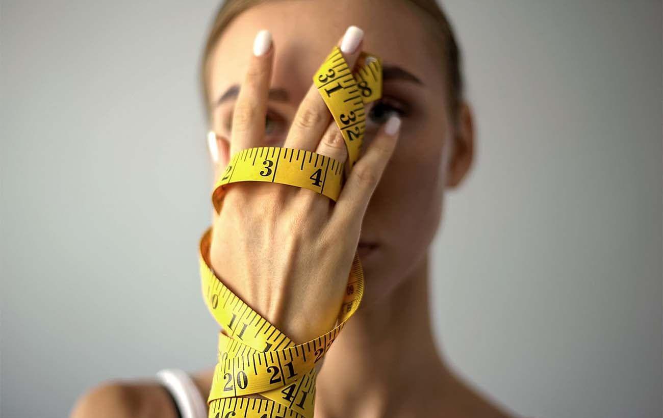 Как развить анорексию
