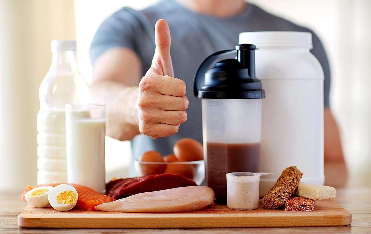 Белок в питании: Роль для здоровья, источники, нормы