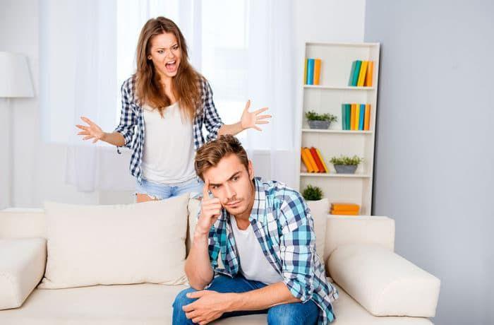 Агрессивно веду себя с мужем. Что делать?