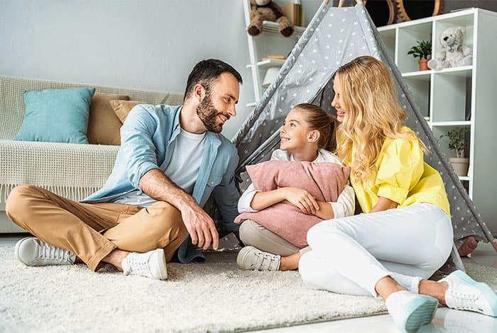 Как научить детей благодарности